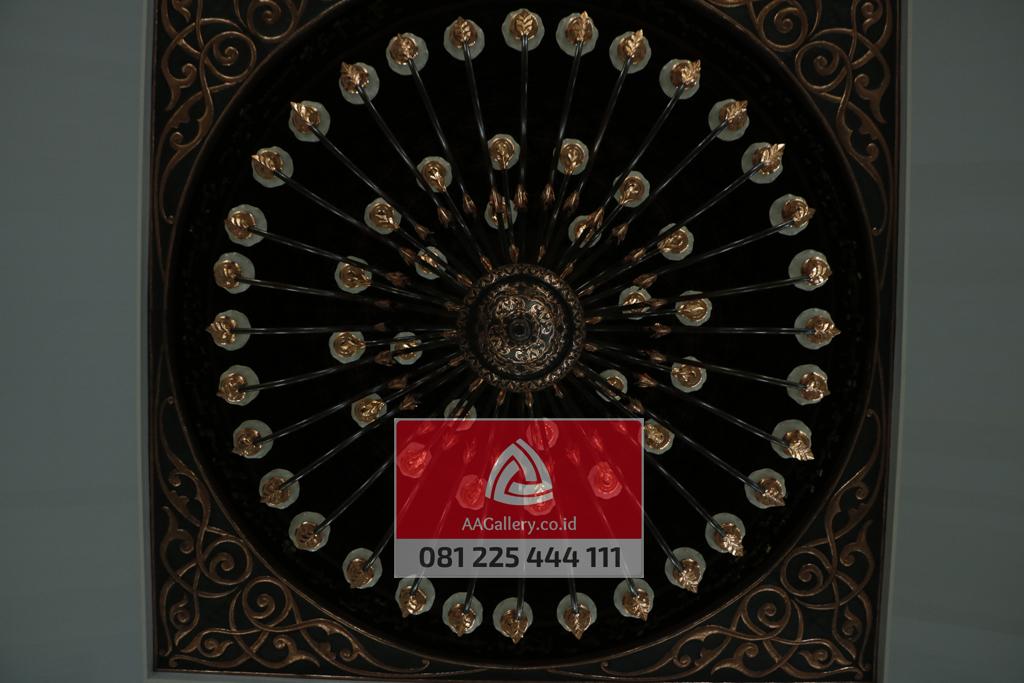 interior-kubah-masjid-tembaga-kuningan-25