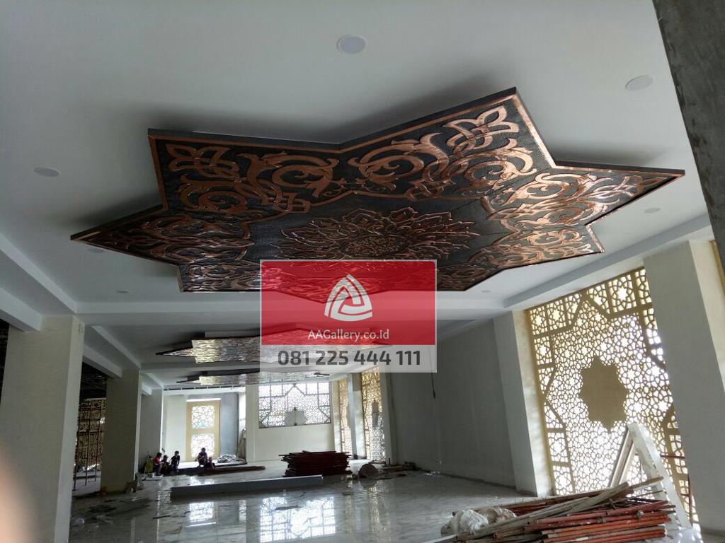 interior-kubah-masjid-tembaga-kuningan-35