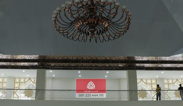 Lampu Robyong Masjid