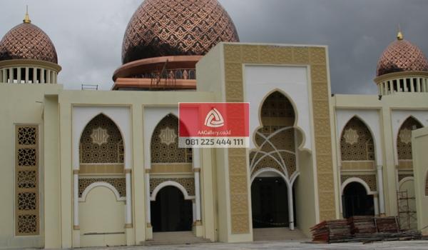 Harga Kubah Tembaga Masjid