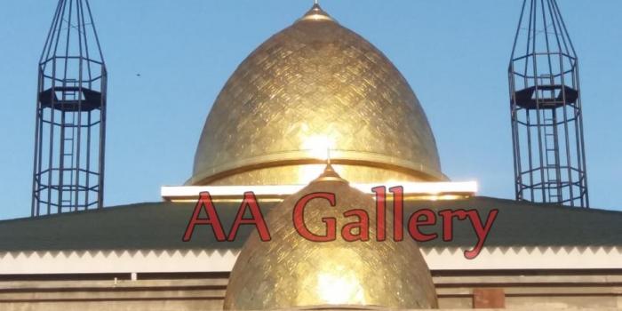 Keunggulan Kubah Masjid Berbahan Tembaga Dibandingkan Lainnya, Informasi oleh Kontraktor Kubah di Jateng