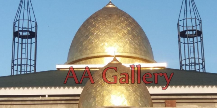 Pengrajin Interior Masjid, Informasi dari Produsen Kubah Masjid di Boyolali, Jateng